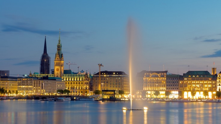 Hamburg is one of the best cities to visit in Germany