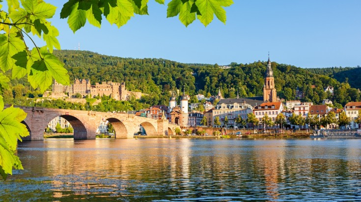 Heidelberg is one of the best cities to visit in Germany