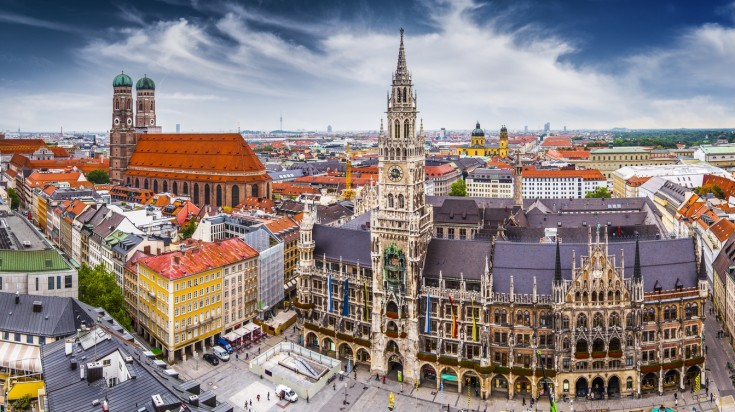 Munich is one of the best cities to visit in Germany