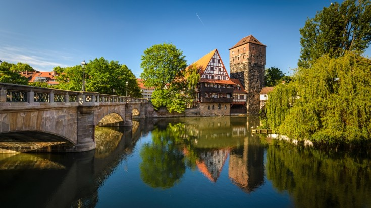 Nuremberg is one of the best cities to visit in Germany