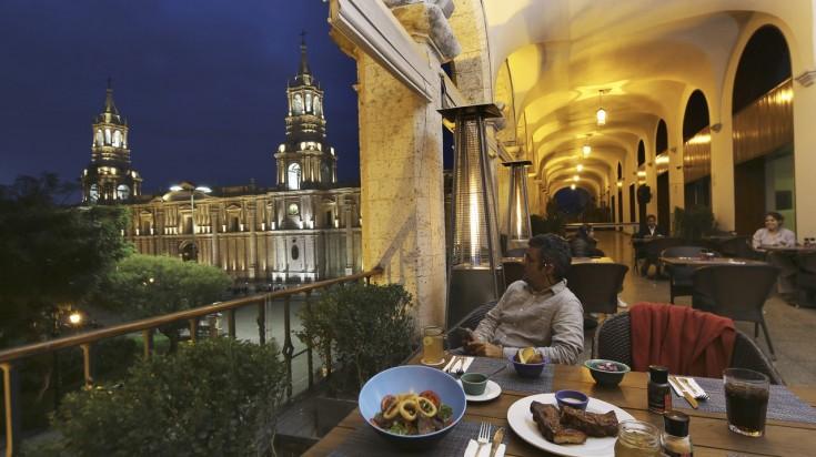 Casa Andina is a boutique hotel in Peru