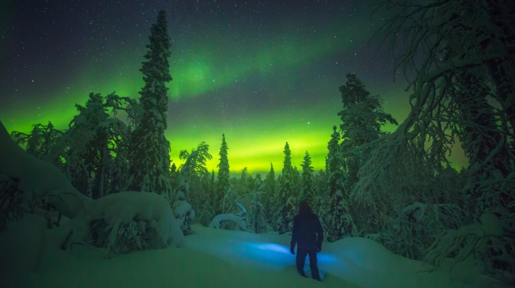 Sweden- Best places to see the Northern lights