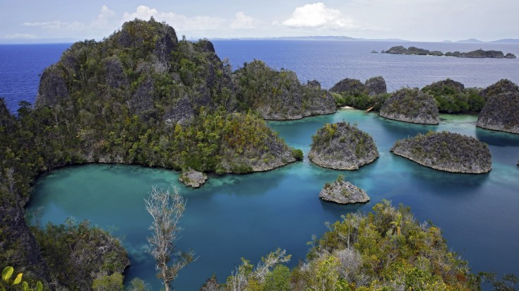Raja Ampat is one of the beautiful places to visit in Indonesia