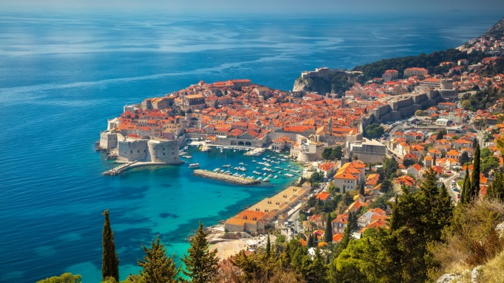 Best romantic holiday destinations Croatia
