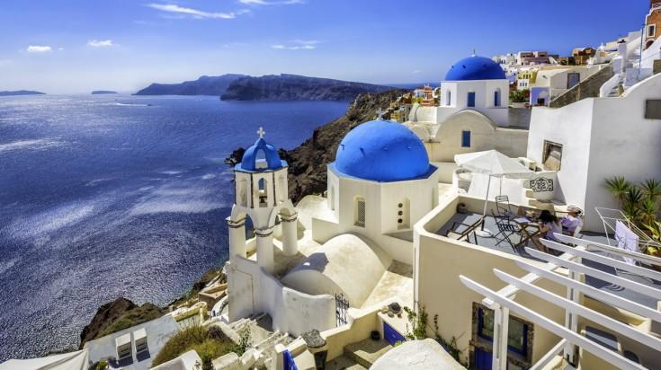 Best romantic holiday destinations Greece