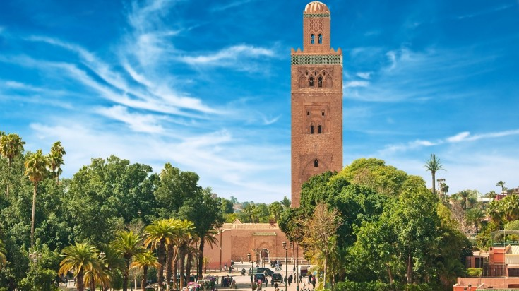 Best romantic holiday destinations Morocco