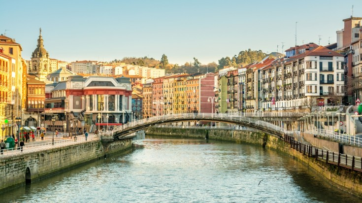 A city in Northern Spain, Bilbao is a lively city and a must visit.