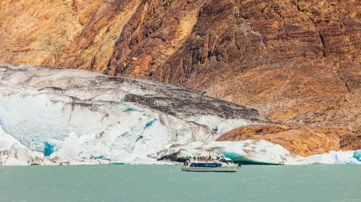 Viedma Glacier boat tours