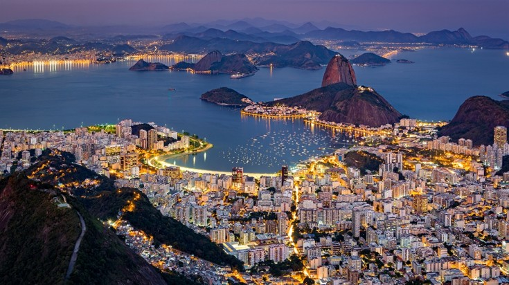 Brazil is a tropical destination filled with exciting carnivals
