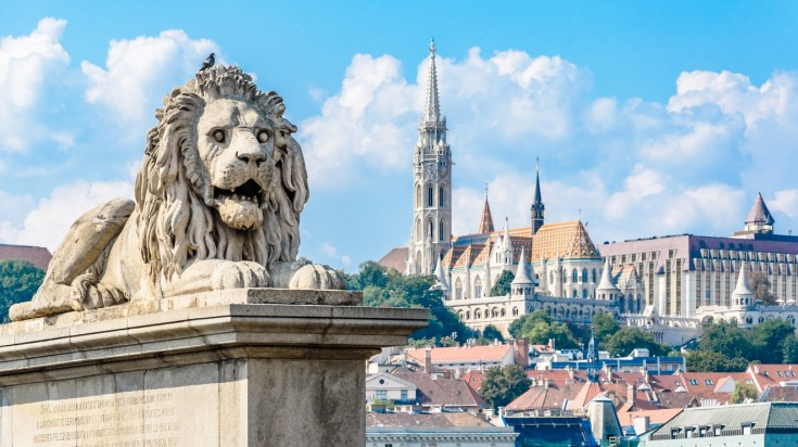 The city of Budapest straddling the languid Danube is a city of surprises.