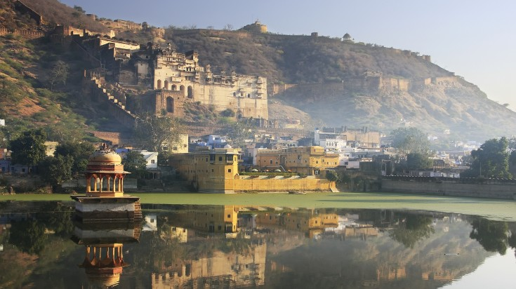 Bundi in Rajasthan