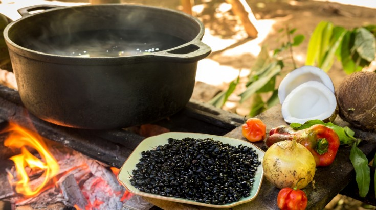 Trying the diverse cuisines is one of the things to do in Cahuita
