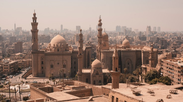 Cairo is the capital of Egypt.