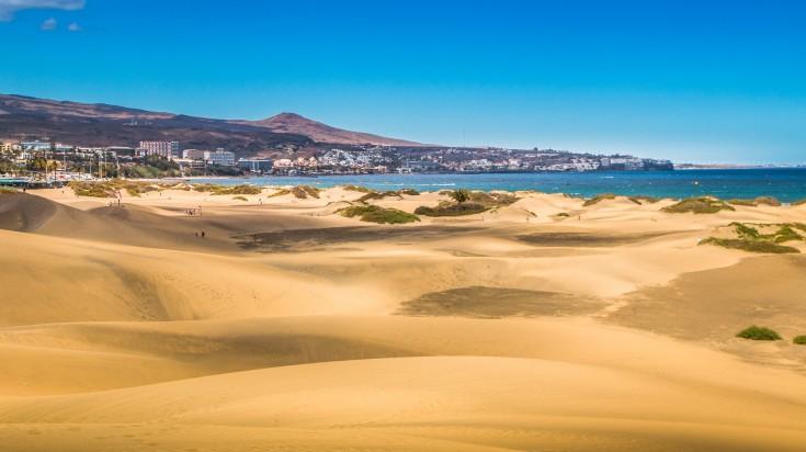 Gran Canaria in Canary Islands