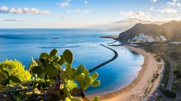 Tenerife in Canary Islands