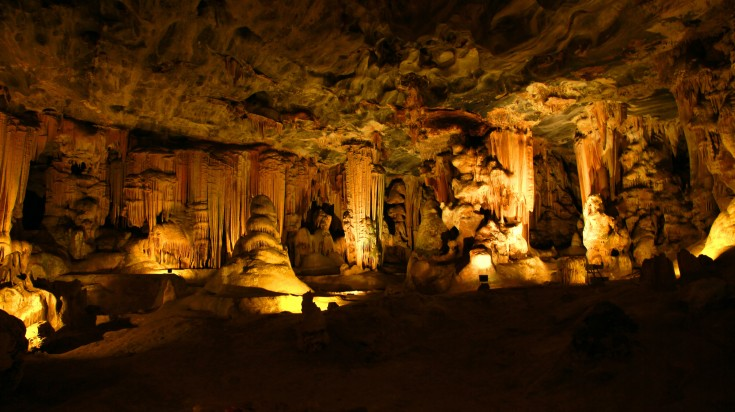 Cango Cave is one of the oldest attraction of South Africa