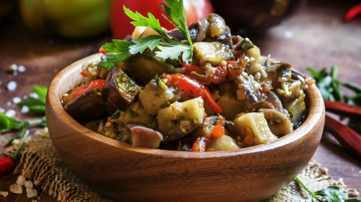 Famous Italian food: The list of top 10 is incomplete without Caponata