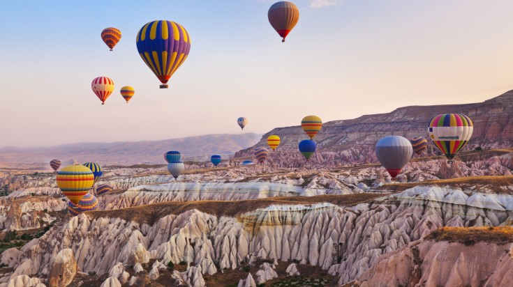 Cappadocia is a region in Central turkey and a must visit destination.
