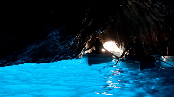 Take a boat trip around the island's entire coastline make a stop off at the Blue Grotto to admire the cave.