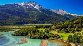 Cerro Castillo in Patagonia