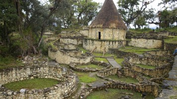 Kuelap ruins in Chachapoyas