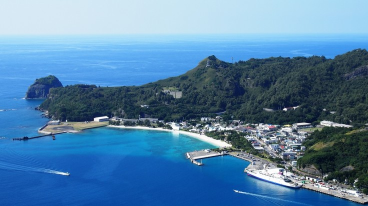 Chichijima, the largest island in Ogasawara is a perfect off the beaten path in Japan.
