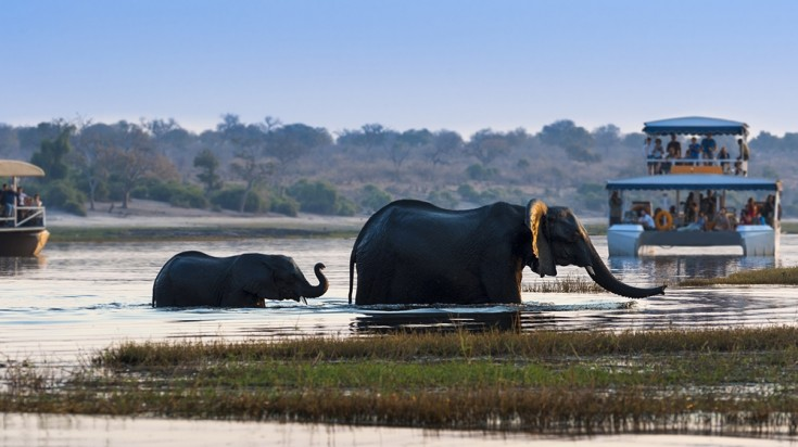 Botswana is perhaps the most inspiring destination in Africa