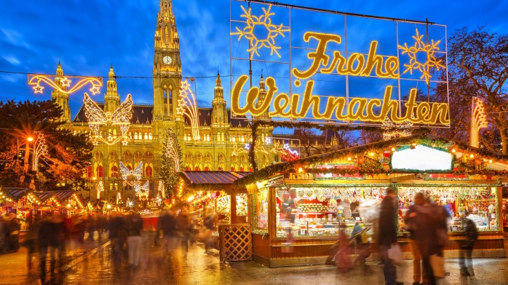 Magic of Advent is the most popular Christmas Market in Vienna