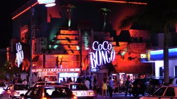Coco Bongo is a must do things in Mexico