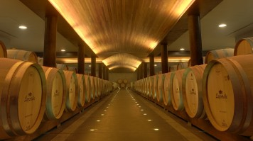 Lapostolle Winery in Colchagua Wine Valley