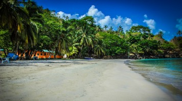 Providencia Island in Colombia