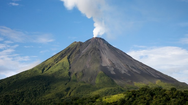Visit Arenal on a Costa Rica itinerary