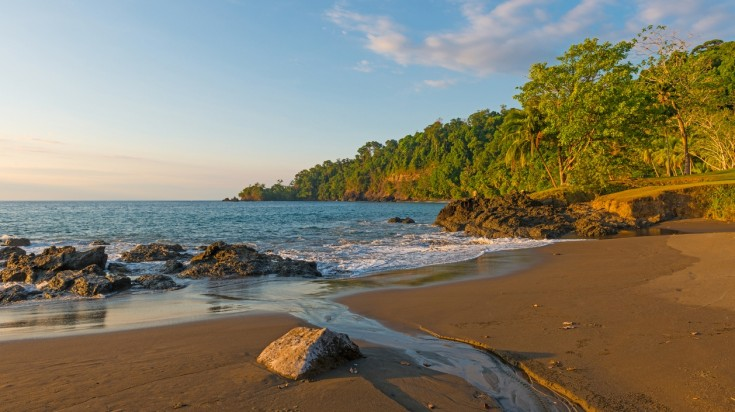 Costa Rica itinerary in Corcovado