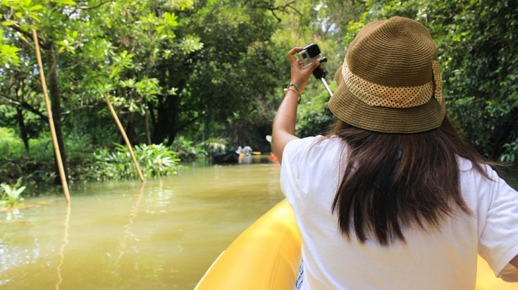 Kayak on your Costa Rica itinerary
