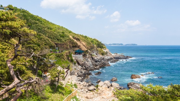 Sokcho is a base city for a great cycling trail in South Korea