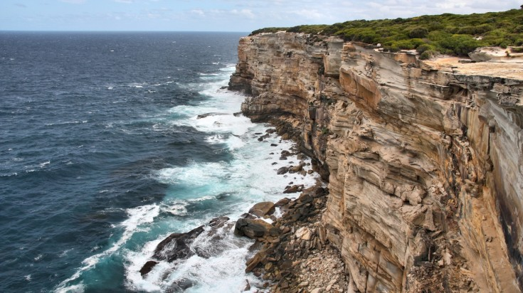 Day trip from Sydney Royal National Park