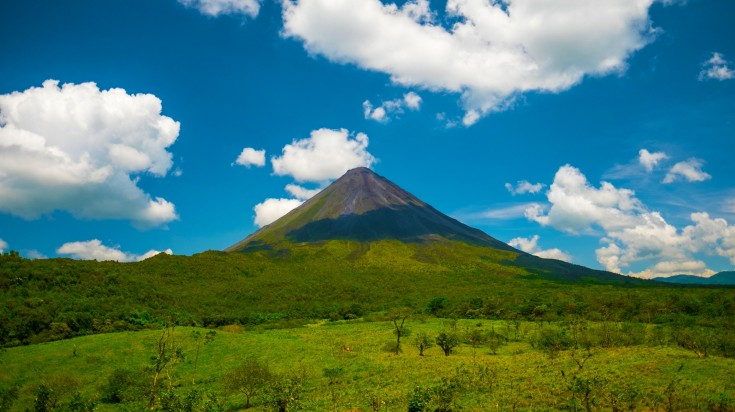 Day trips from San Jose Costa Rica Arenal Volcano