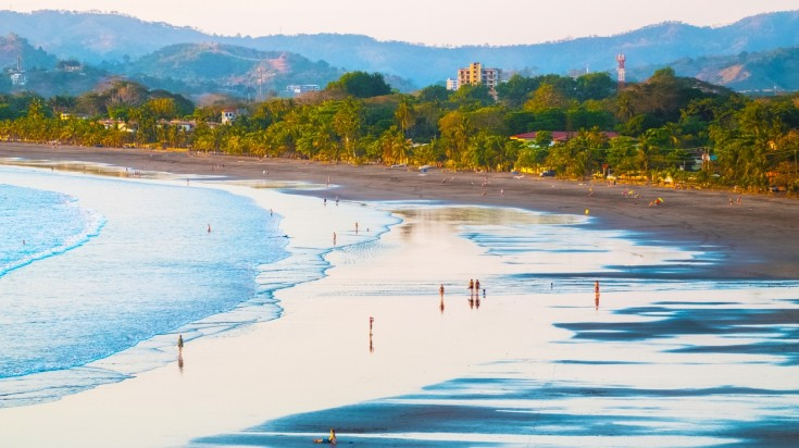 Day trips from San Jose Costa Rica, Jaco beach