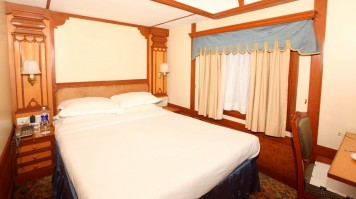 Rooms in Deccan Odyssey