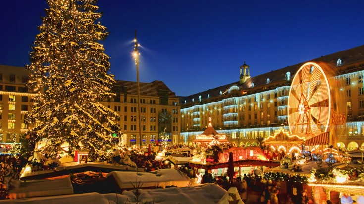 Dresden hosts 11 Christmas markets, highest in Europe