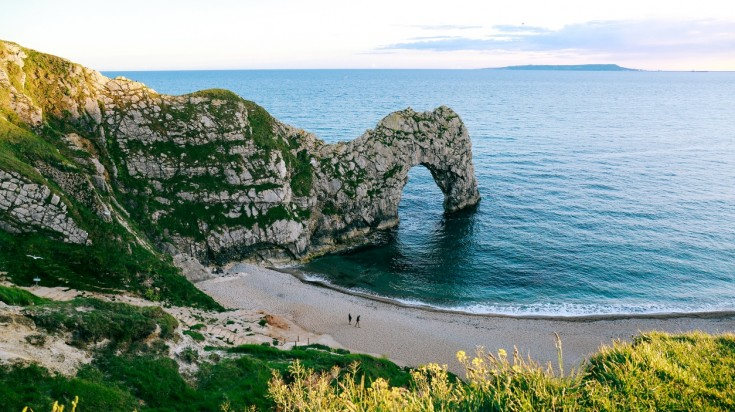 Durdle Door, the best beach in UK