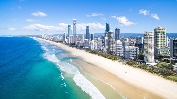 east coast australia gold coast