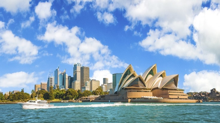 east coast australia sydney
