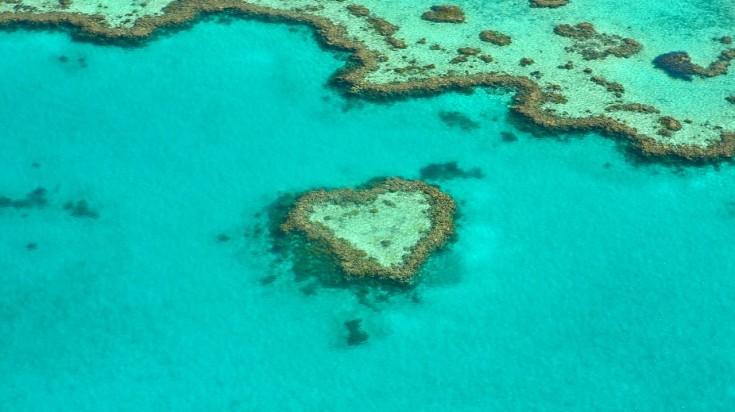 East coast Australia Airlie beach