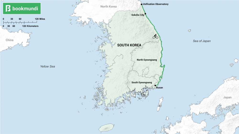 Cycling In South Korea 5 Best Paths When To Go And Travel Tips