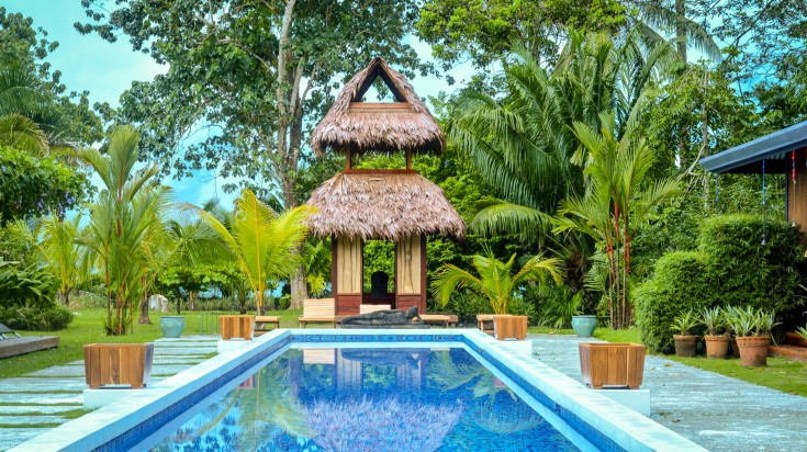 Eco lodges in costa rica blue osa
