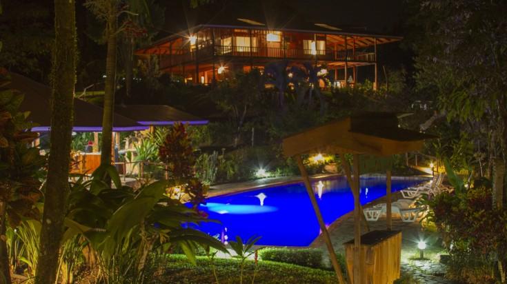 Eco lodges in Costa Rica Finca Luna Nueva