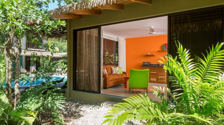 Eco lodges in Costa Rica Olas Verdes
