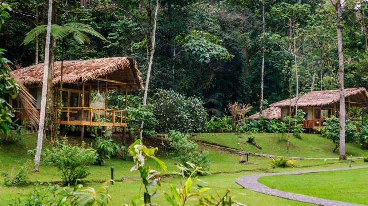 Pacuare Lodge, an eco lodge in Costa Rica