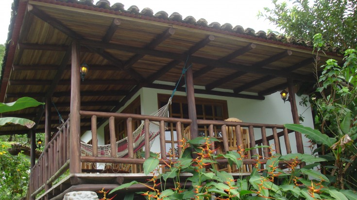 Eco lodges in Costa Rica Rancho Margot